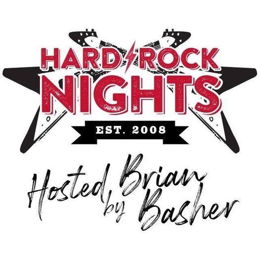 hard rock nights logo